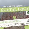 Journée d'échange Végétal local à Conliège (Jura) le 28/11 : inscription avant jeudi 21 novembre !