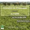"""Journées de printemps de l'AFPF : """"Produire des Fourrages demain dans un contexte de changements climatiques"""" - les 25 et 26 mars 2020 à Paris"""