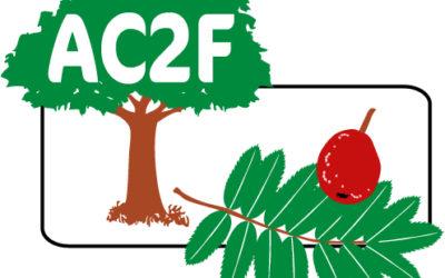 Nouveau site internet pour l'association Cormier Fruitier Forestier