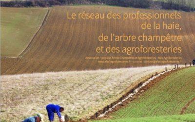 Le rapport d'activité de l'Afac-Agroforesteries