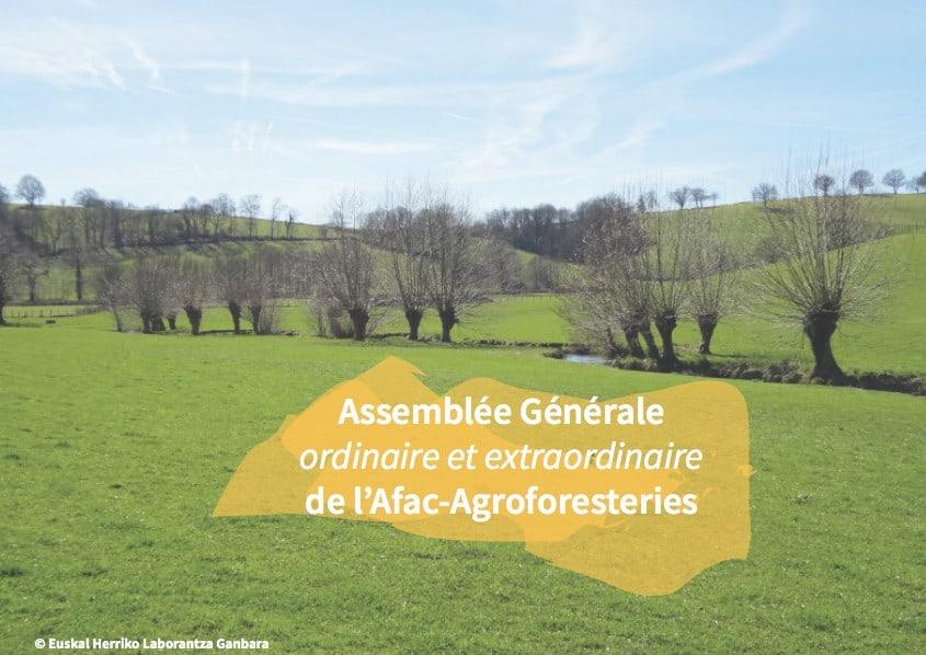 AG Afac-Agroforesteries – 28 février 2018 à Sare (Pays basque)