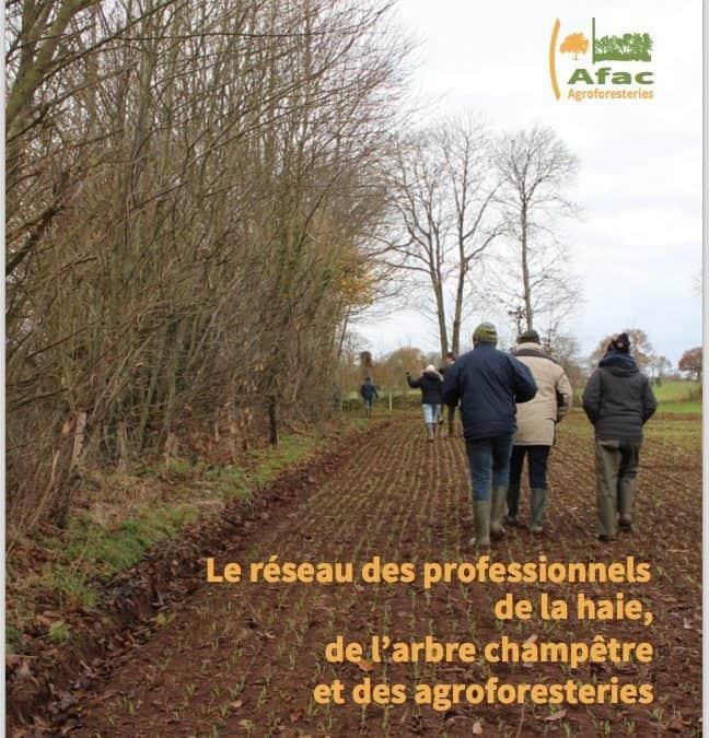 Rapport d'activité 2017 de l'Afac-Agroforesteries