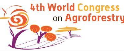 Plus que 2 semaines pour un soumettre un résumé pour le 4e Congrès Mondial d'agroforesterie