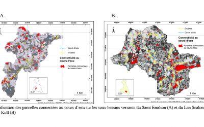 Effets de la structure paysagère sur les processus de ruissellement agricole de surface dans le Bassin versant du Léguer