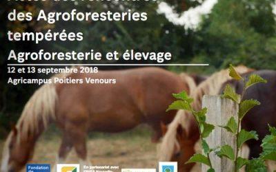 Actes des rencontres des Agroforesteries tempérées