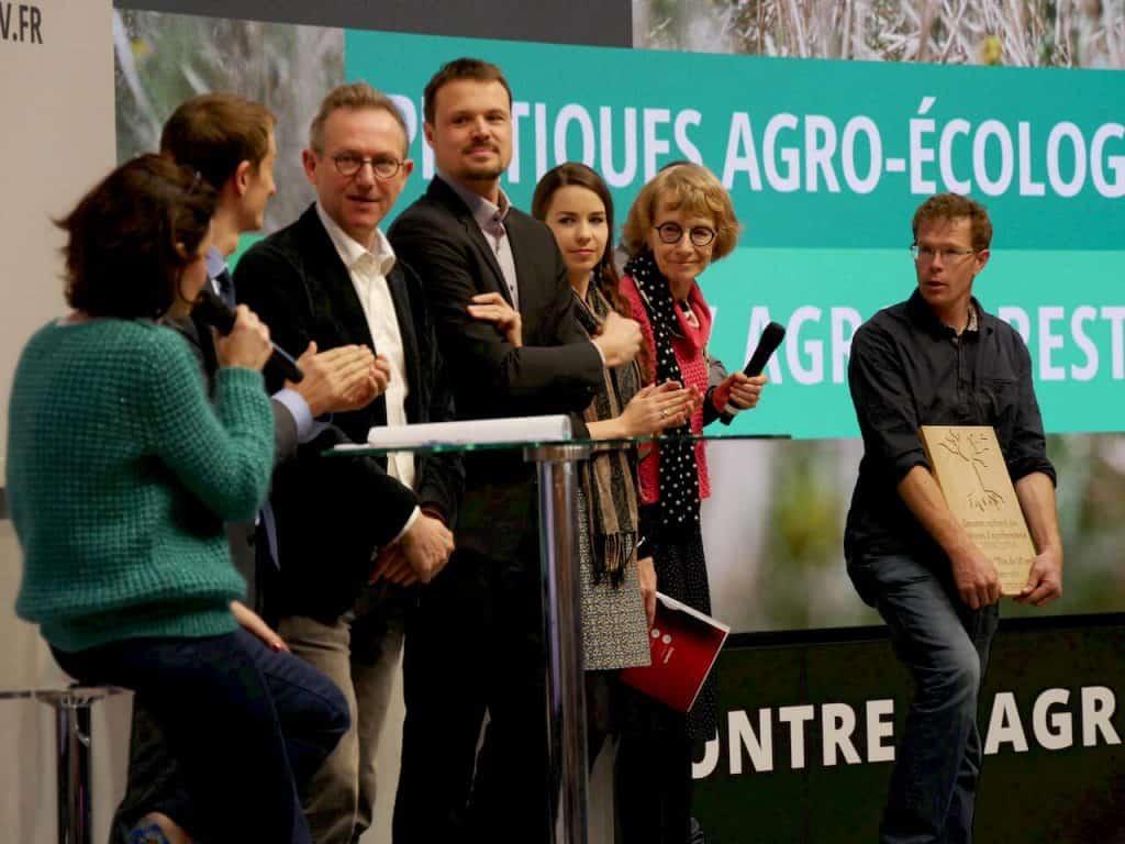 remise prix agroforesterie salon agriculture afac