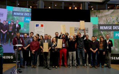Retour sur la première édition du Concours des pratiques d'agroforesterie