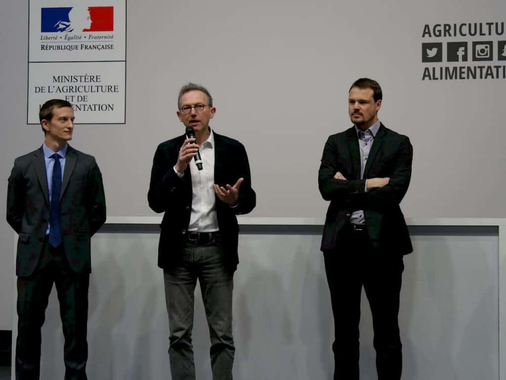 remise prix agroforesterie salon agriculture afac