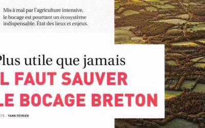 À lire : Il faut sauver le bocage breton – de Yann Février   Bretagne Magazine