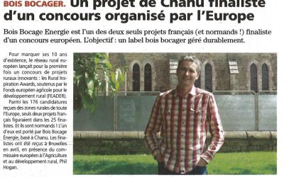 [MÀJ] À lire : la presse locale s'intéresse au futur label Bois bocager géré durablement