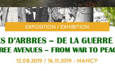 Exposition «Les allées d'arbres – de la guerre à la paix» | Allées-Avenues, jusqu'au 16 novembre 🗓 🗺