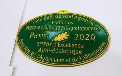 Concours Général Agricole des Pratiques Agro-écologiques – Agroforesterie : le palmarès 🗓