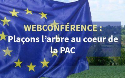 EN REPLAY : nos propositions pour la PAC (webconférence)